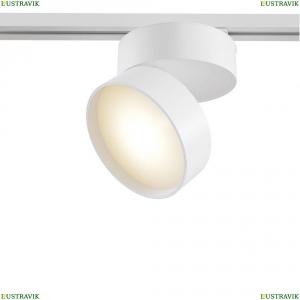TR007-1-18W3K-W4K Трековый светодиодный светильник Maytoni (Майтони), Track