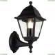 O004WL-01B Уличный настенный светильник Maytoni (Майтони), Abbey Road