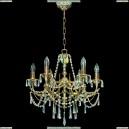 НСБ21-6х60-443 Лютеция/золото Люстра хрустальная подвесная Epicentr (ЭПИцентр)