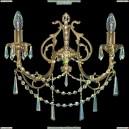 НББ45-2х60-381 Лютеция/золото Бра хрустальное Epicentr (ЭПИцентр)