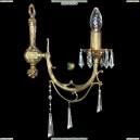 НББ21-60-176 Лютеция/золото Бра хрустальное Epicentr (ЭПИцентр)