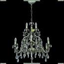 НСБ21-9х60-900 Флоренция/серебро Люстра хрустальная подвесная Epicentr (ЭПИцентр)
