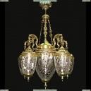 НСБ21-8х60-800 Гемма/золото Люстра подвесная Epicentr (ЭПИцентр)