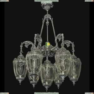 НСБ21-7х60-448 Гемма/серебро Люстра подвесная Epicentr (ЭПИцентр)