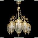 НСБ21-7х60-447 Гемма/золото Люстра подвесная Epicentr (ЭПИцентр)