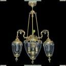 НСБ21-5х60-403 Гемма/золото Люстра подвесная Epicentr (ЭПИцентр)