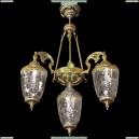 НСБ21-4х60-462 Гемма/золото Люстра подвесная Epicentr (ЭПИцентр)