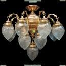 НСБ21-13х60-130 Вена/золото Люстра потолочная Epicentr (ЭПИцентр)