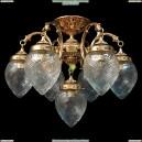 НСБ21-7х60-445 Вена/золото Люстра потолочная Epicentr (ЭПИцентр)