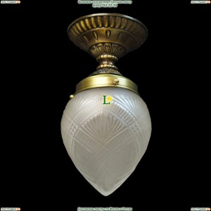 НСБ72-60-484 Вена/патина Светильник потолочный Epicentr (ЭПИцентр)