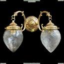 НББ21-2х60-062 Вена/золото Бра Epicentr (ЭПИцентр)