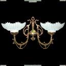 НББ45-2х60-381 Толедо/золото Бра Epicentr (ЭПИцентр)