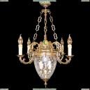 НСБ21-6х60-440 Кармина/золото Люстра подвесная Epicentr (ЭПИцентр)