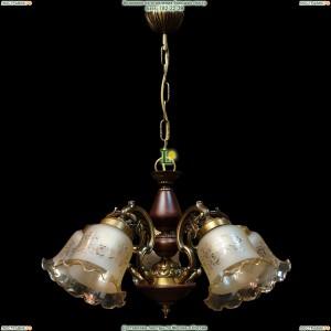 НСБ51-5х60-098 Валенсия/патина Люстра подвесная Epicentr (ЭПИцентр)