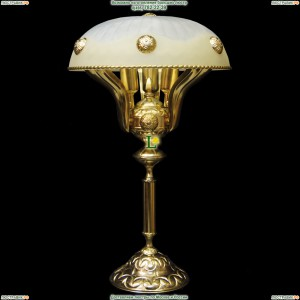 НББ21-3х60-032 Колизей/золото Настольная лампа Epicentr (ЭПИцентр)