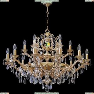 НСБ21-18х60-180 Гельвеция/DF/золото Люстра хрустальная подвесная Epicentr (ЭПИцентр)