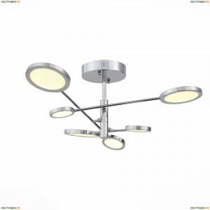 SL932.102.06 Потолочная светодиодная люстра с пультом ДУ ST Luce (СТ Люче), Gruppo2