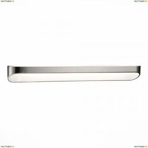 SL582.711.01 Настенный светодиодный светильник ST Luce (СТ Люче), Mensola Nickel