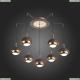 SL1602.323.07 Подвесная светодиодная люстра St Luce (СТ Люче), Entolla