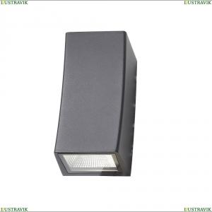 SL088.421.02 Уличный настенный светодиодный светильник St Luce (СТ Люче), Sl088