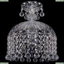 7715/22/1/Ni/Balls Хрустальная подвесная люстра Bohemia Ivele Crystal (Богемия)