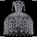 7715/22/1/Ni/Drops Хрустальная подвесная люстра Bohemia Ivele Crystal (Богемия)