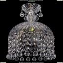 7715/22/3/FP/Balls Хрустальная подвесная люстра Bohemia Ivele Crystal (Богемия)