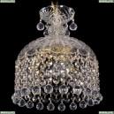 7715/22/3/G/Balls Хрустальная подвесная люстра Bohemia Ivele Crystal (Богемия)
