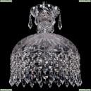 7715/22/3/Ni/Drops Хрустальная подвесная люстра Bohemia Ivele Crystal (Богемия)