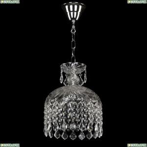 7715/22/3/Ni/Leafs Хрустальная подвесная люстра Bohemia Ivele Crystal (Богемия)