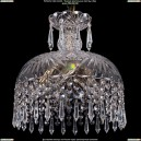 7715/30/FP/Drops Хрустальный подвес Bohemia Ivele Crystal