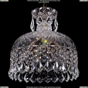 7715/30/FP/Leafs Хрустальная подвесная люстра Bohemia Ivele Crystal (Богемия)