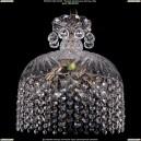7715/30/FP/R14 Хрустальная подвесная люстра Bohemia Ivele Crystal (Богемия)