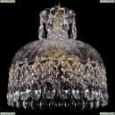 7715/30/G Хрустальная подвесная люстра Bohemia Ivele Crystal (Богемия)