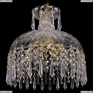 7715/30/G/Drops Хрустальная подвесная люстра Bohemia Ivele Crystal (Богемия)