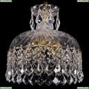 7715/30/G/Leafs Хрустальная подвесная люстра Bohemia Ivele Crystal (Богемия)