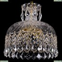 7715/30/G/Leafs Хрустальный подвес Bohemia Ivele Crystal