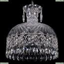 7715/30/Ni Хрустальная подвесная люстра Bohemia Ivele Crystal (Богемия)