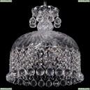 7715/30/Ni/Balls Хрустальная подвесная люстра Bohemia Ivele Crystal (Богемия)