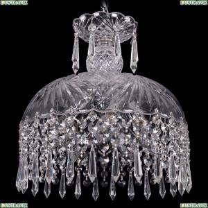 7715/30/Ni/Drops Хрустальная подвесная люстра Bohemia Ivele Crystal (Богемия)