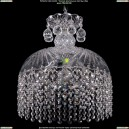 7715/30/Ni/R14 Хрустальная подвесная люстра Bohemia Ivele Crystal (Богемия)