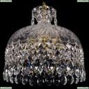7715/35/G Хрустальная подвесная люстра Bohemia Ivele Crystal (Богемия)