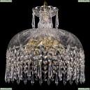 7715/35/G/Drops Хрустальная подвесная люстра Bohemia Ivele Crystal (Богемия)