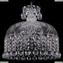 7715/35/Ni/Balls Хрустальная подвесная люстра Bohemia Ivele Crystal (Богемия)