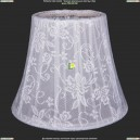 SH41-160 Абажур тряпочный на лампочку Bohemia Ivele Crystal (Богемия)