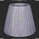 SH6-160 Абажур тряпочный на лампочку Bohemia Ivele Crystal (Богемия)