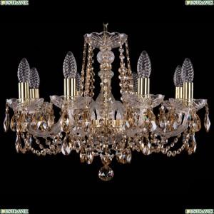 1402/8/195/G/R721 Хрустальная подвесная люстра Bohemia Ivele Crystal (Богемия)