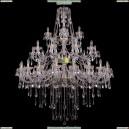1415/20+10+5/530-180/3d/G Хрустальная большая люстра Bohemia Ivele Crystal (Богемия)