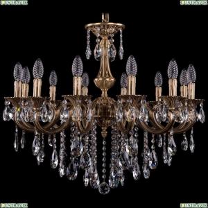 1702/12/250/B/FP Хрустальная подвесная люстра Bohemia Ivele Crystal (Богемия)