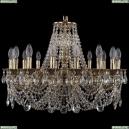 1702/16/250/C/GB Хрустальная подвесная люстра Bohemia Ivele Crystal